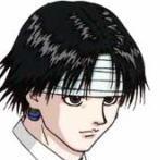 Kuroro avatar du personnage de Hunter x hunter