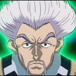 Zéno zoldik avatar du personnage de Hunter x hunter