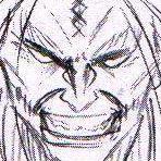 Akamatsu arundo avatar du personnage de Kenshin le Vagabond