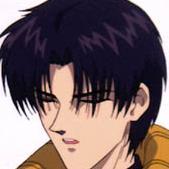 Aoshi avatar du personnage de Kenshin le Vagabond