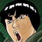 Gaï avatar du personnage de Naruto