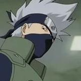 Kakashi hatake avatar du personnage de Naruto