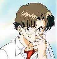 Kensuke AIDA avatar du personnage de Neon Genesis Evangelion
