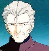 Kôzô FUYUTSUKI avatar du personnage de Neon Genesis Evangelion