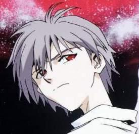 Nagisa KAWORU avatar du personnage de Neon Genesis Evangelion