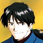 Ryôji KAJI avatar du personnage de Neon Genesis Evangelion