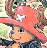 Chopper avatar du personnage de One piece