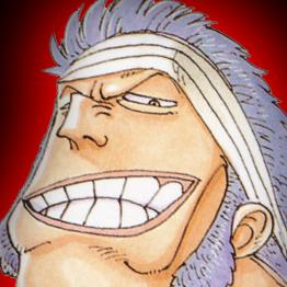 Creek avatar du personnage de One piece