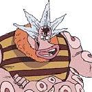 Octo avatar du personnage de One piece