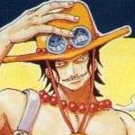 Portgas d. ace avatar du personnage de One piece
