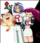 Team Rocket avatar du personnage de Pokemon - La grande aventure