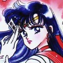 Sailor Mars - Rei HINO avatar du personnage de Sailor Moon