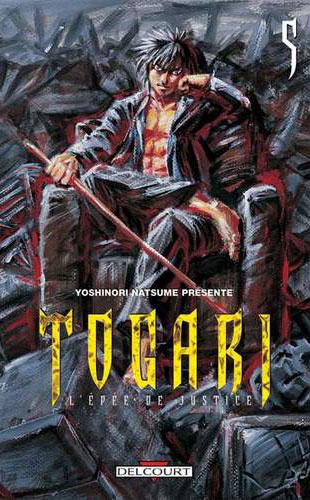 Kazutoshi SAWAZAKI avatar du personnage de Togari